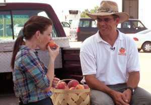 Stone Fruit: Peaches In The Spotlight