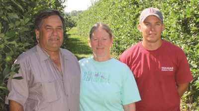 Learning Is A Continual Process For Apple Grower Of The Year, Mo Tougas