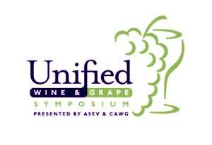 Unified Wine and Grape Symposium Logo
