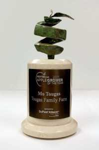 Apple Grower of the Year Trophy