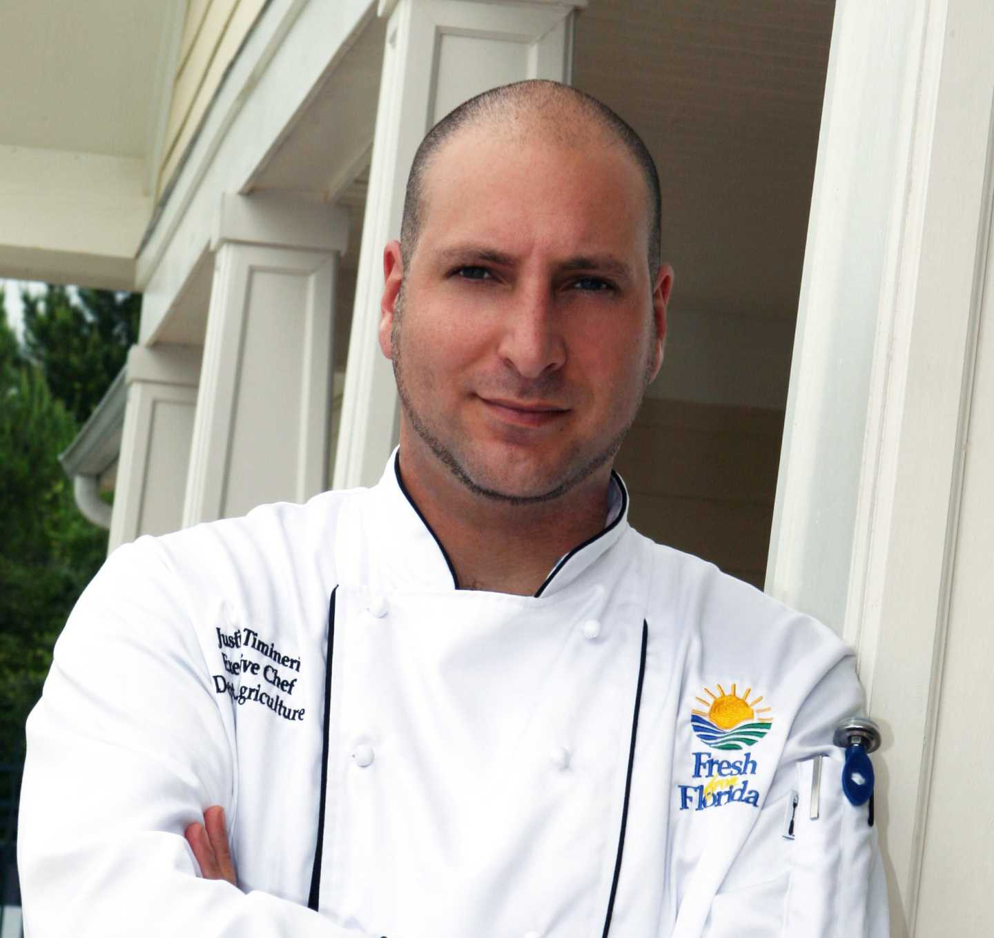 Florida's Top Chef Promotes Fresh Produce One Dish At A Time