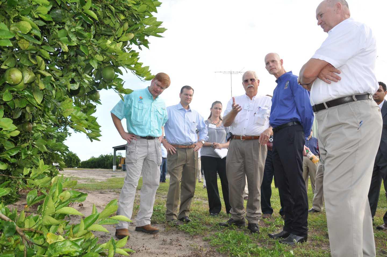 Political Lobbying A Priority For Citrus Achievement Award Winner