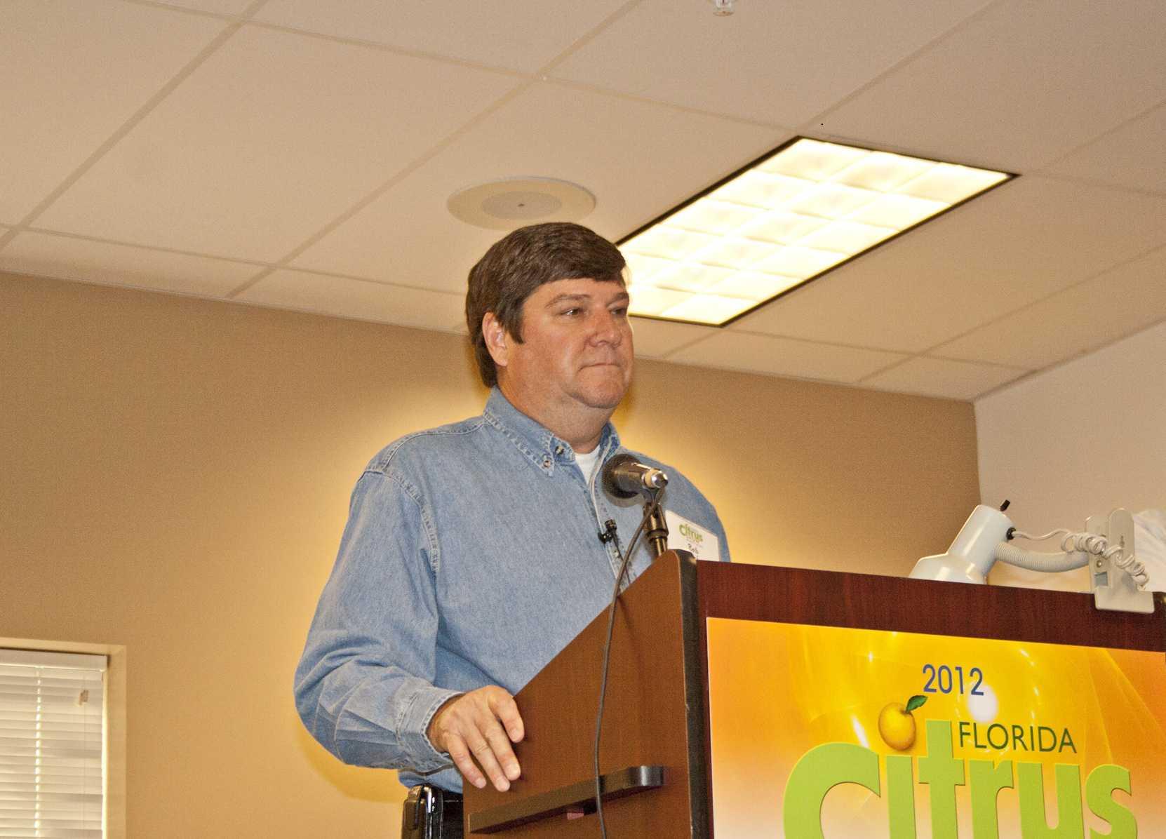 Florida Citrus Official Calls It Quits