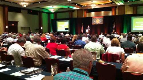 Florida Citrus Community Goes All In Against HLB