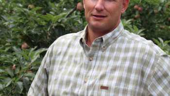 Cordell Watt, the 2013 Apple Grower of the Year
