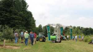 Fruit Grower Tour Held Next Week In New York