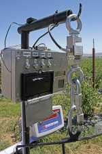Fruit picking system from Whiting