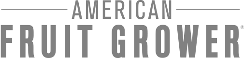 AFG - American Fruit Grower gray menu logo