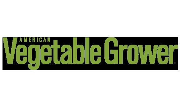 American Vegetable Grower (AVG) color logo - green