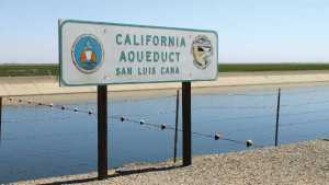 California Drought Relief Bill Passes