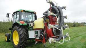 New USDA/OSU Crop Sprayer Reduces Drift And Input Use