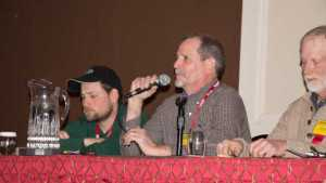 Growers Talk Farm Transition During Panel Discussion