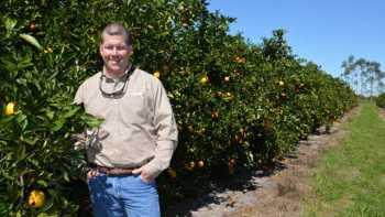Rob Atchley of Duda Citrus