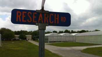 Research Road at UF/IFAS MREC