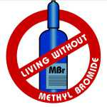 Living without Methyl Bromide logo
