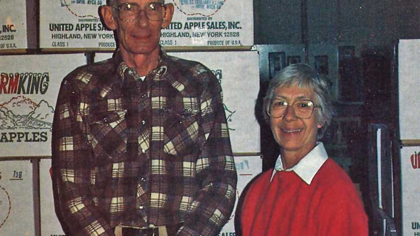 Roscoe Crist: Apple Grower of the Year