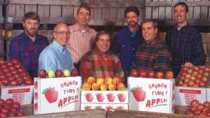 Apple Grower Of The Year: Mitch Lynd