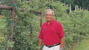 Gary Mount Is At The Top Of The Industry As Apple Grower Of The Year