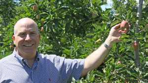 Mike Taylor: A Deserving Apple Grower Of The Year