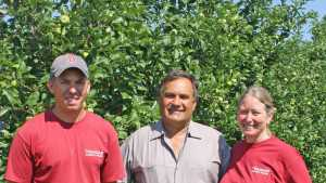 Apple Grower Of The Year Recognized At USApple Outlook Conference