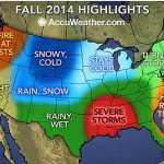 AccuWeather Fall 2014 Forecast