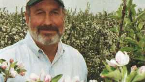 Apple Grower Of The Year Known For Progressive Approach To Apple Growing And Leadership