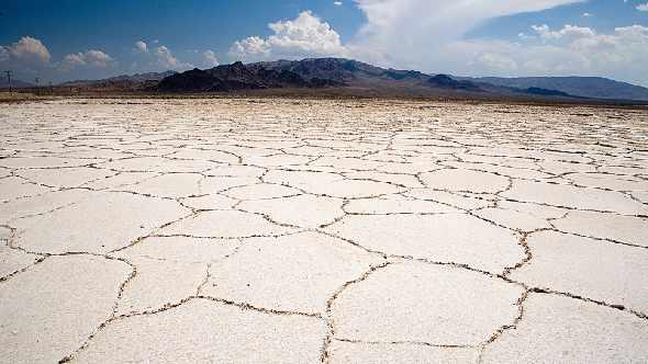 drought in Southwest U.S.