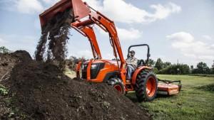 Kubota Adds MX5800 Utility Tractor Line