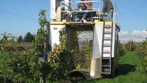 USDA Funds Robotic Research In Orchards