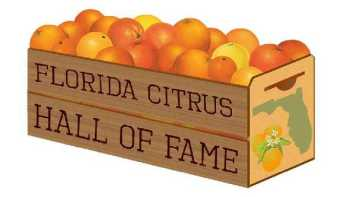 Florida Citrus Hall of Fame logo
