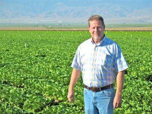 Gerald Davis, Grimmway Farms / Cal-Organice