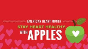 February Kicks Off USApple's 28 Days Of Apples