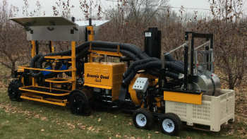 Phil Brown Vacuum Harvester