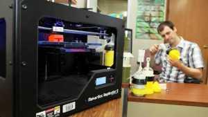 Scientists Cue Up 3D Printing In Quest To Quash Citrus Greening