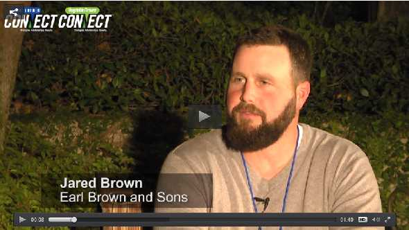 Jared Brown of Earl Brown and Sons discusses Connect