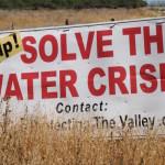 drought sign water crisis