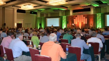 2015 Florida Citrus Industry Annual Conference crowd