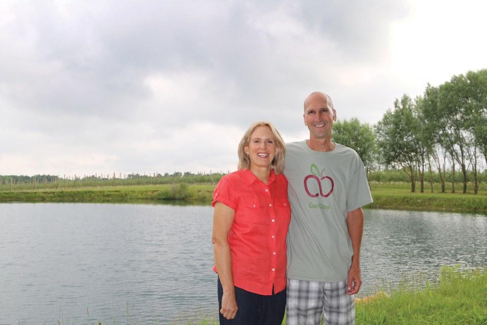 Bill and Diane Dodd (Photo credit: Maggie Puskas)