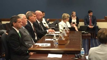Michael Rogers testifies before congress about HLB