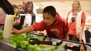 Farm to School Program Proving its Wealth in Health