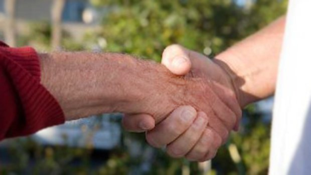 handshake feature image