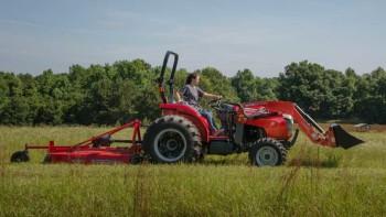 Massey Ferguson 2700 E Series tractor