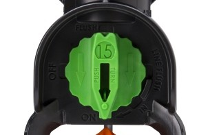 At the center of Nelson Irrigation's 3030 Series pivot sprinkler line is the new 3NV nozzle.