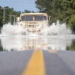 south carolina flooding from national guard