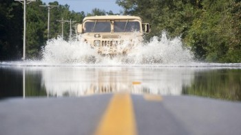 south carolina flooding from national guard
