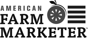 AFM: American Farm Marketer Gray Logo