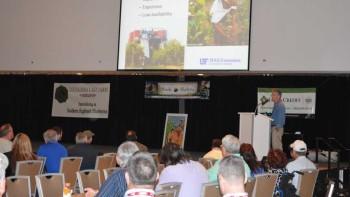 Jeff Williamson, UF/IFAS, speaking at FBGA 2016 Spring Meeting