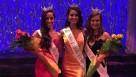 Miss Florida Citrus 2016 court