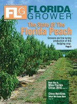 Florida Grower magazine May 2016 cover