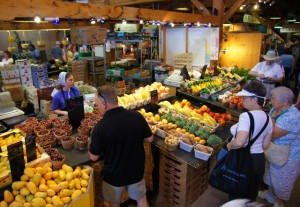 Farmers Market in Ontario Canada, free image story image